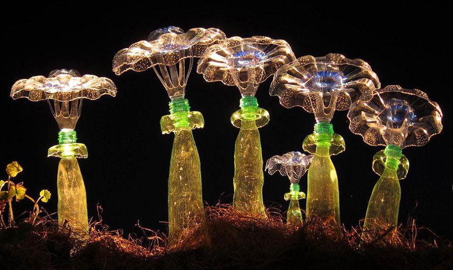 Что выросло – то выросло : пластиковая флора Veronika Richterova