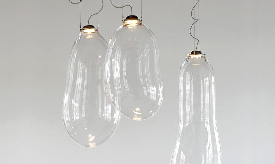 Сплошное надувательство : лампы дизайнера Alex de Witte