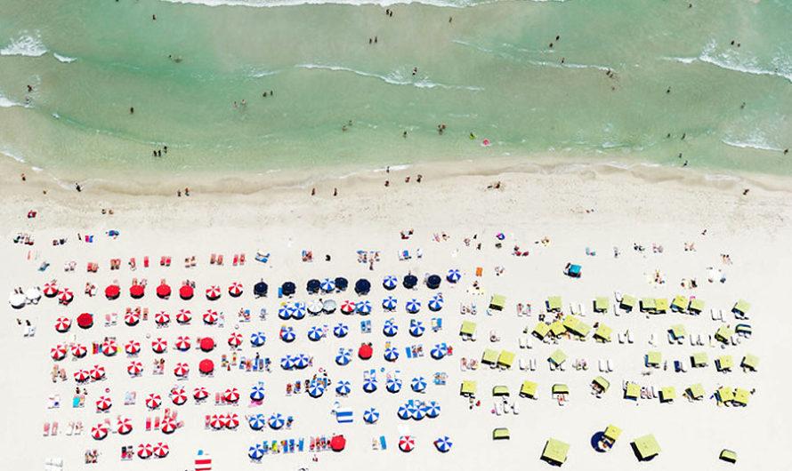 Над пляжем : Фотографии Antoine Rose