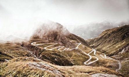 «Escapes» : дорожные фотографии Stefan Bogner
