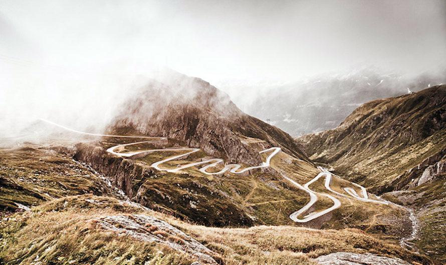 «Пути кривые» : Дорожная траектория Stefan Bogner
