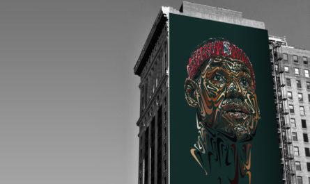 «The Nike Portraits» портреты Andy Gellenberg