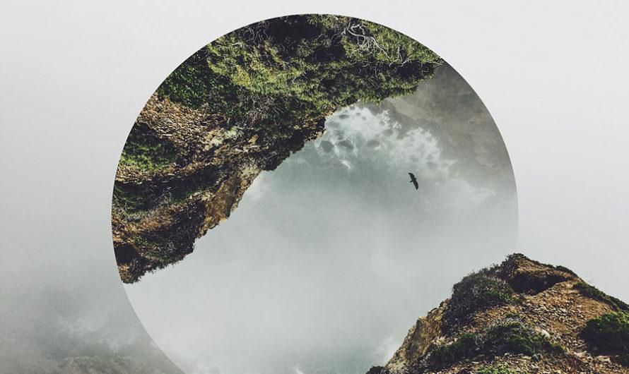 Внутренний мир и его отражение : Коллажи Victoria Siemer