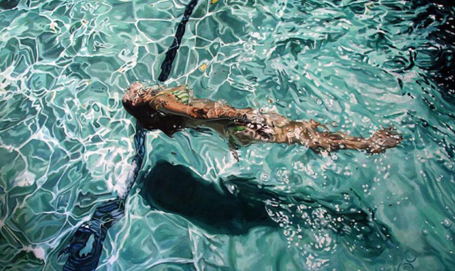 Жаркий день в Буффало : Портреты плывущих Heather Horton