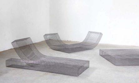 Серия «Wire S #» дизайнеров Muller Van Severen