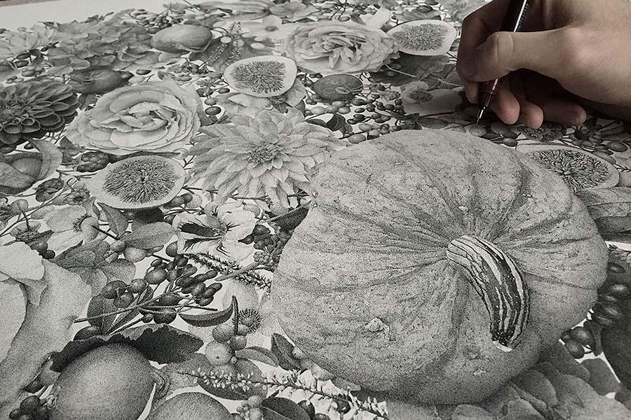 «Осень» Xavier Casalta