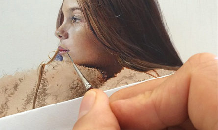 Фотореалистическая живопись Michael Zavros