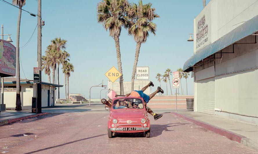 Все в машину : Люди и автомобили Yann Rabanier