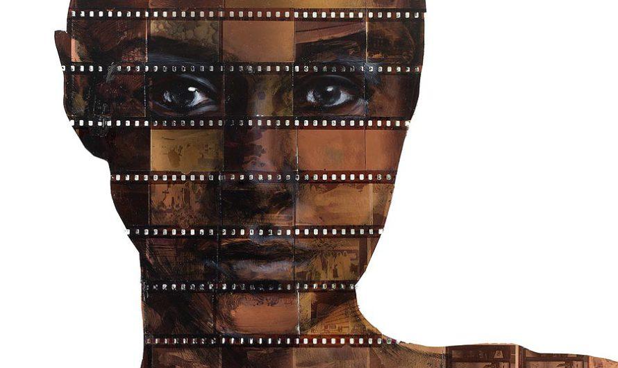 Сплошной негатив : Портреты на пленках Nick Gentry