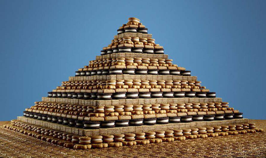 Колодцы и пирамиды фотографа Sam Kaplan