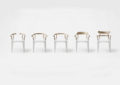 Twig Chair : стул-трансформер японской студии Nendo