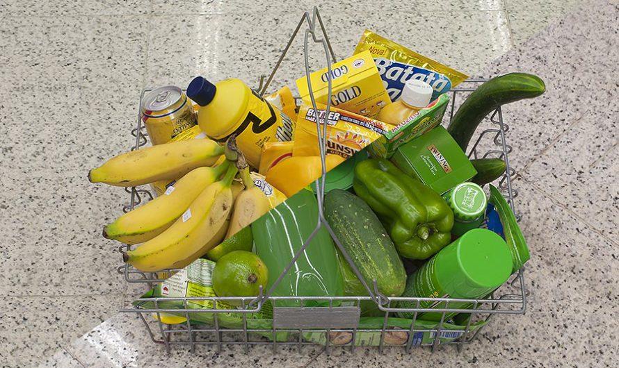 Все цвета супермаркета : «Per Color» Марко Уголини